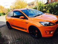 Ford Focus st3 FSH top spec!touchscreen!sat nav!sunroof