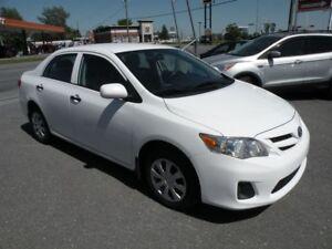 2012 Toyota Corolla CE +++AUCUN ACCIDENT+++