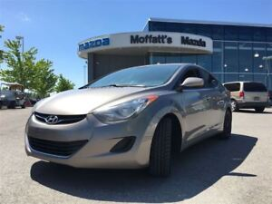 2013 Hyundai Elantra , 6-SPEED MANUAL - USED AS A COMMUTER(1 OWN