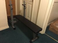 Brand New Unused Weight Lifting Bench with Chest Press Foldable Home GYm