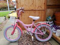 16 Inch L.O.L. Surprise bike for sale!