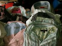 Men's Ted Baker, Peter Werth, Levi's and various others 38 - 40 inch approx Shirts