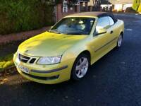 04 Saab 93 Vector Convertible.