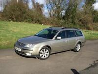 Ford mondeo ghia 2.0 tdci 6 speed