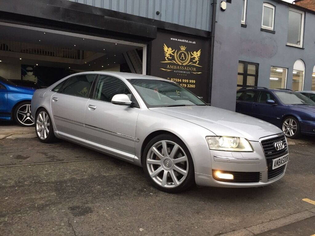 2010 audi a8 3 0 tdi s line quattro 4dr lwb full service. Black Bedroom Furniture Sets. Home Design Ideas