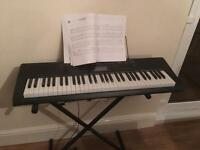 Casio LK 160 electric keyboard