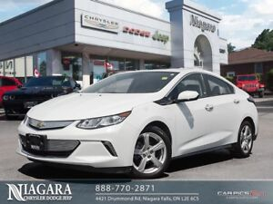 2017 Chevrolet Volt Electric LT | LOADED | LOW KMS | IMMACULATE