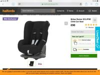 Britax romer eclipse car seat for sale £20