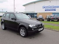 BMW X3 2.0 D SE DIESEL FINANCE AVAILABLE
