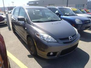 2007 Mazda Mazda5 GT 6 PASS AC TOIT AUT MAGS 6 PASS AC SUNROOF A