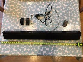 Panasonic sound bar