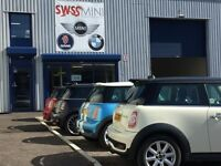 Vehicle Mechanic / Technician Required - SWSS MINI