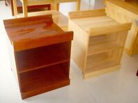 Kitchen Units - Solid Wood - still boxed £100 each or job Lot £2,000