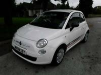 Fiat 500 1.2 petrol pop 2 owner £30 road tax 12 month( finance available )