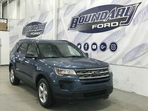 2018 Ford Explorer Base 100A 3.5L