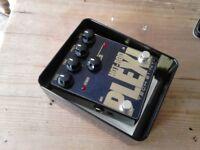 Tech 21 Hot Rod Plexi guitar effect pedal