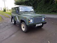 LAND ROVER 90 DEFENDER 200 TDI