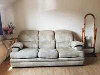 Three seater sofa for sale