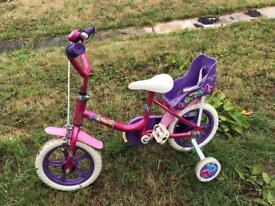 """Kids bike 11"""" wheels"""