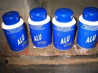Belgom Alu. THE polish for alloy casings on vintage motorbikes.