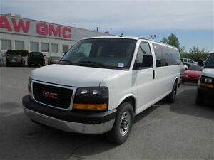 2016 GMC Savana 3500 LT w/1LT  | Cloth | Backup Cam | USB/Aux |