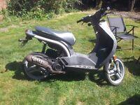 50cc ludix elegance spares or repairs