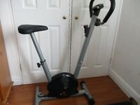 V Fit Exercise Bike.