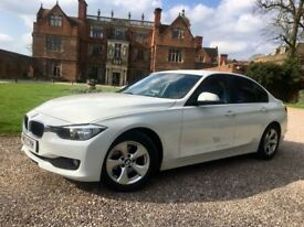 2012 Plate BMW 3 Series - Low Miles