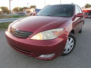 2003 Toyota Camry LE A/C CRUISE ** TPS ET TRANSIT INCLUS **