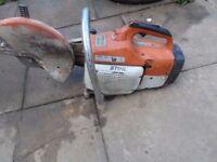 STIHL TS400 petrol disc Stone / Concrete cutter Saw