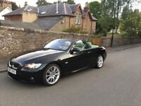 BMW 330i M Sport Convertible. Great condition. FSH. Sought after manual