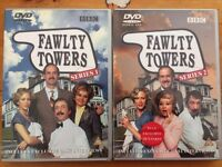 Fawlty Towers Series 1 & 2 DVD Set