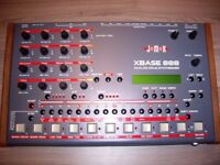 JOMOX 888 Great analog drum machine.