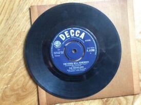 Decca - Diane - Tom Jones vinyls