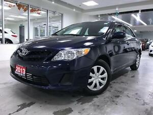 2013 Toyota Corolla CE, PWR LOCKS AND MIRRORS, ONE OWNER, NO ACC