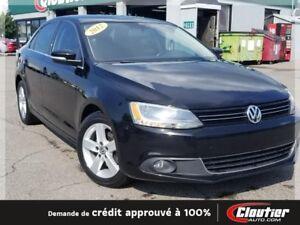 2012 Volkswagen JETTA Comfortline TDI