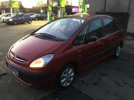 "***""""CITROEN,XSARA,PICASSO,LX,HDI,DIESEL,1997cc,90BHP,MANUAL,MOTED,RED,""""**BARGAIN"