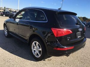 2011 Audi Q5 2.0 LT PREMIUM PLUS HEATED LEATHER FOG LIGHTS AWD Kitchener / Waterloo Kitchener Area image 4