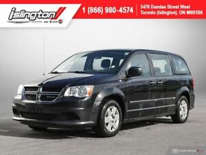 2012 Dodge Grand Caravan SE/SXT **LOW KMS!!**|ECO MODE|V6|+++