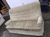 Parker knoll 3 seater sofa