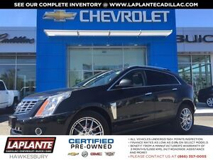 2014 Cadillac SRX Navigation + Sunroof + One Owner