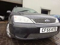 💥 06 FORD MONDEO 2.0 DIESEL,MOT FEB 017,PART HISTORY,VERY RELIABLE FAMILY CAR,LOVELY EXAMPLE