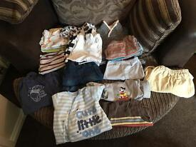 Boys 6/9 Month Bundle