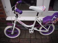Girls Raleigh Starlight Bike