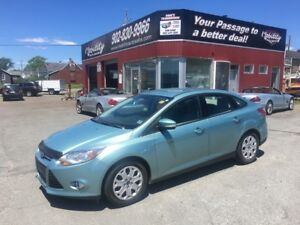2012 Ford Focus SE $85 Bi Weekly OAC