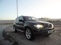 BMW X5 3.0 D SPORT 5d AUTO 215 BHP 6 Month RAC Parts & Labour Warranty