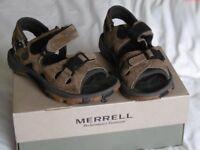 Ladies Merrell Walking Sandals
