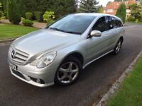 MERCEDES R CLASS R320 SPORT 4MOTION 4X4 NOT ML GL VOLVO XC90 BMW X5 AUDI Q5