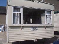 Cosalt Torino 35x10 FREE DELIVERY 2009 model 3 bedrooms over 50 offsite static caravans for sale