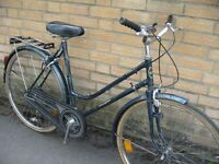 Kalkhoff Dutch Town bike - central Oxford - ready to ride